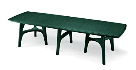 Ideapiu tavoli esterno tavoli in plastica allungabili tavolo da