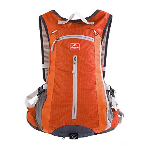 Naturehike NH15C001-B Unisex Outdoor Cycling Bag, 15L