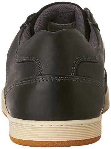 Steve Madden Men's Peamont Fashion Sneaker, Black, 10.5 M US