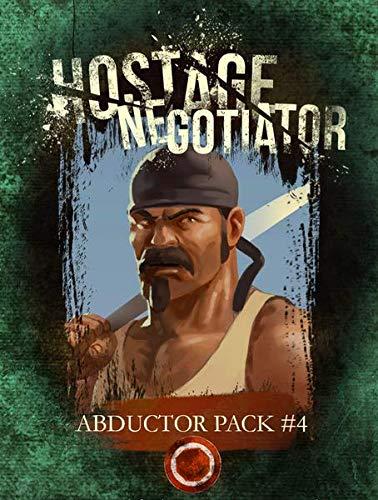 Hostage Negotiator: Abductor Pack #4 (Hostage Negotiator Board Game)