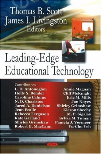 Leading-Edge Educational Technology pdf
