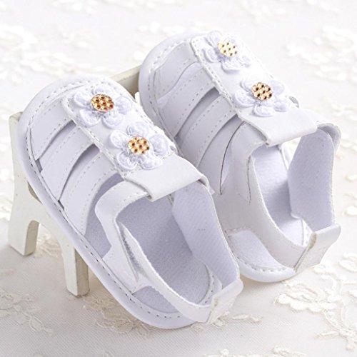 Rutsch Baby Blume Kleinkind Mädchen Anti Sommer 11 Neugeborenen Krippe Sandalen bescita Schuhe Gold Weiche Sohle Sneakers gqvxPHY