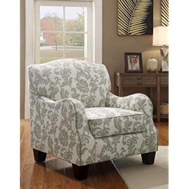 Coaster Home Furnishings Traditional Armless Chair, Beige