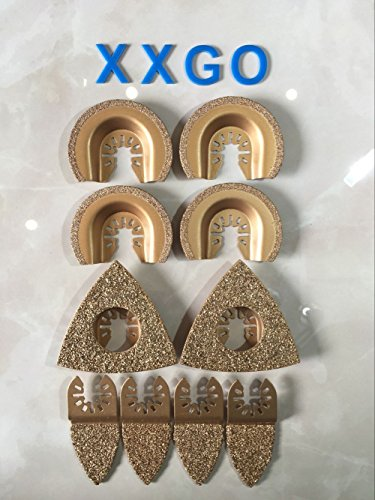 xxgo-10pcs-mixed-carbide-oscillating-multi-tool-quick-release-saw-blade-for-tile-grout-mortar-concre