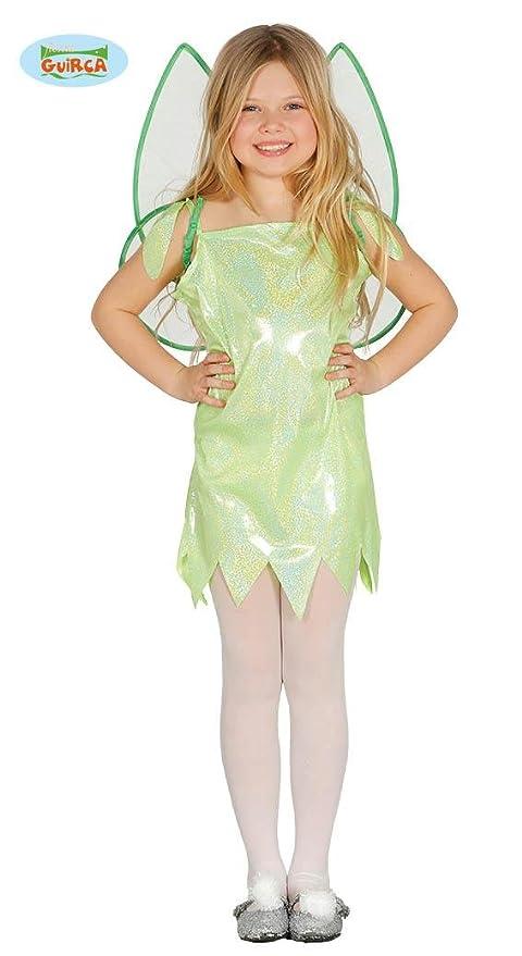 Guirca 85925 - Glitter Fairy Infantil Talla 3-4 Años: Amazon.es ...