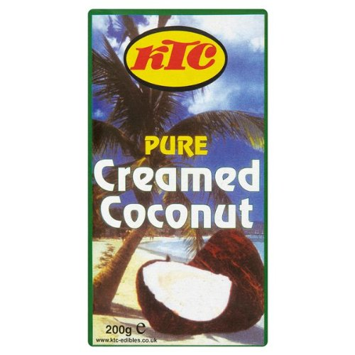 - KTC Pure Creamed Coconut 200g by KTC