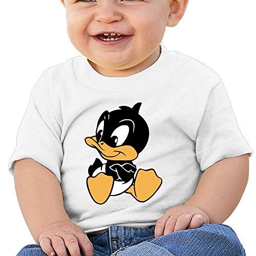 boss-seller-duck-short-sleeve-t-shirts-for-6-24-months-boys-girls-size-24-months-white