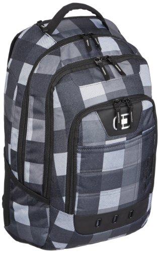 OGIO Operative Laptop/Tablet Backpack (Gentry Plaid, Medium)