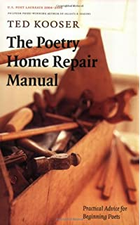 Amazon writing poems 8th edition 9780205176052 michelle the poetry home repair manual practical advice for beginning poets fandeluxe Gallery