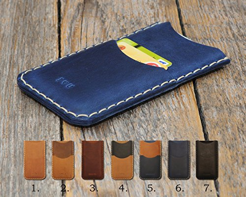 Motorola Personalized Cover Leather Wallet with Pocket for Cards, Case Sleeve Pouch Shell, Engrave your Name, Monogram for moto X4 G5S Plus G5 power g4 droid turbo Z2 maxx x style play Force edition (Covers Xt Defy Phone Motorola)
