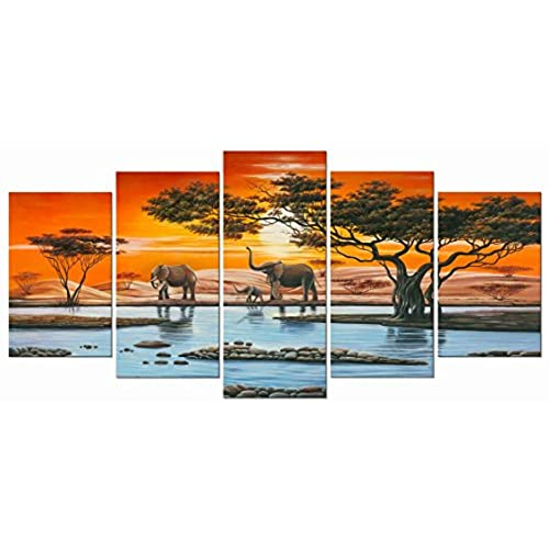 African wall art and decor uk time