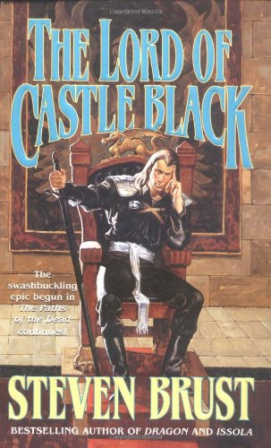 The Lord of Castle Black (The Viscount of Adrilankha, Book 2)