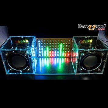 Without Housing Diy Music Spectrum Led Flash Kit Diy Amplifier