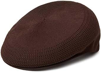 Kangol Men's Tropic 504 Ventair Flat Caps, Brown, S