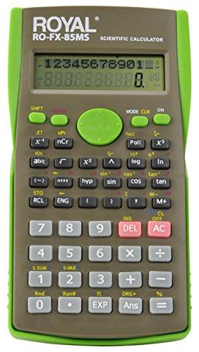 Royal RO-FX-85 MS Calculadora Científica (colores surtidos)