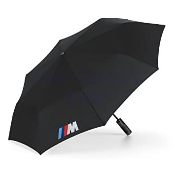 BMW M plegable paraguas – negro – diámetro: 38 ...