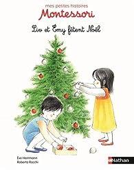 Liv et Emy fêtent Noël par Eve Herrmann