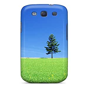 New Arrival Green Blue For Galaxy S3 Case Cover