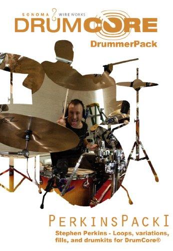 Sonoma Wire Works DCDPSP Perkins Pack I - Drum Wav Acid Samples Loops
