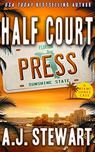 Court Press Miami Florida Mystery ebook product image