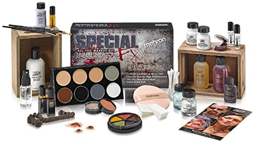 Halloween Professional Makeup (Mehron Special FX Kit)