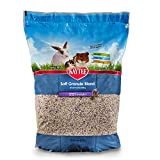 Kaytee Soft Granule Blend Lavender Bedding for Pet Cages, 27.5 Liter
