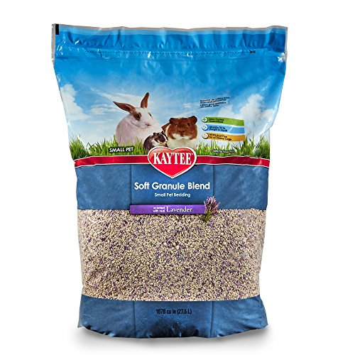 Kaytee Lavender Bedding for Pet Cages 27.5 Liter ()