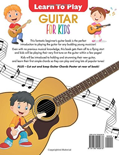Learn To Play GUITAR For Kids Amazoncouk Jason Scott Books