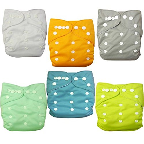 Losorn Reusable Pocket Diapers Inserts