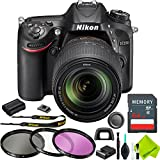 Nikon D7200 DSLR Camera with Nikon 18-140mm Lens Professional Combo