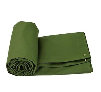LYX® Lona, Espesar Lona Tela impermeable Impermeable Protector solar Sombra exterior Tela Cobertizo Camión