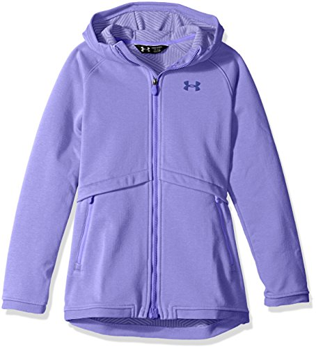 Under Armour ColdGear Infrared Softshell Dobson de los niñas Violet Storm