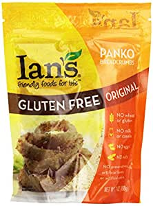 Ian's Original Panko Breadcrumbs - 7 oz