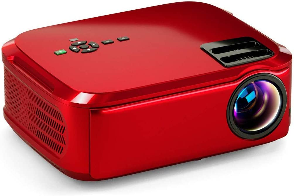 WiMiUS 5500 Lúmenes Proyector Full HD 1920x1080P Nativo Proyector ...
