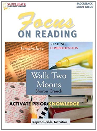 Amazon.com: Walk Two Moons (Focus on Reading Study Guide ...