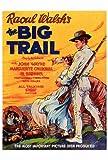 The Big Trail Movie Poster (27 x 40 Inches - 69cm x 102cm) (1930) -(John Wayne)(Marguerite Churchill)(El Brendel)(Tyrone Power Sr.)