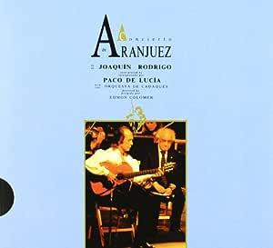 Concierto De Aranjuez : Paco de Lucia: Amazon.es: Música