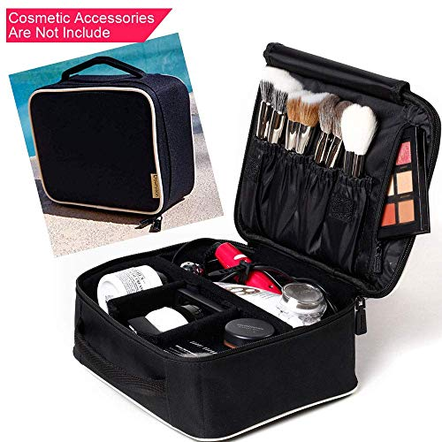 ROWNYEON Makeup Train Case