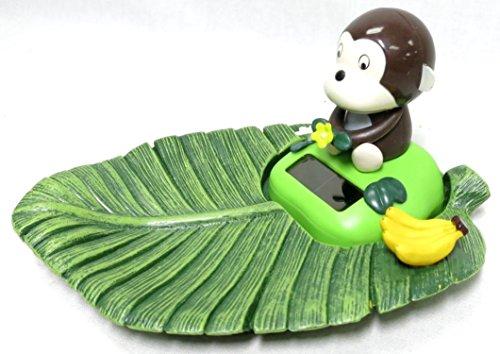 Nodding Monkey - Solar Powered Nodding Motion Monkey Resin Soap Dish