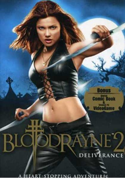 Amazon Com Bloodrayne 2 Deliverance Unrated Director S Cut