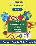 Sixth Grade Math Volume 7, Todd Deluca, 1494876809