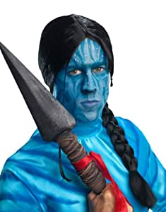 Avatar Jake Sully Adult Wig Costume Accessory (peluca)