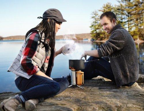 unique camp stove