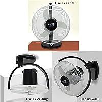 OSCAR GUSTO 12 All Purpose 3 in1 CeilingWallTable Cabin Fan