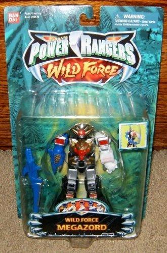 Wild Force Megazord 5.5