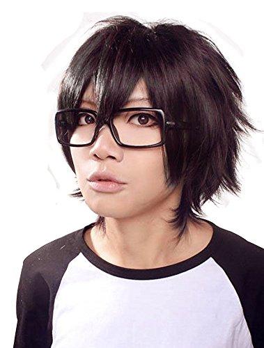 [Anangelhair Hair Cap Tonari No Kaibutsu Kun Haru Yoshida Cosplay Wig] (John Homestuck Costumes)