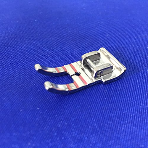 "YEQIN 1-4"" (Quarter Inch) Quilting Sewing Machine Presser Foot - Fits All Low Shank Snap-On Singer, Brother, Babylock, Kenmore, White, Euro-Pro, Janome, Simplicity, Juki, New Home, Elna and More"