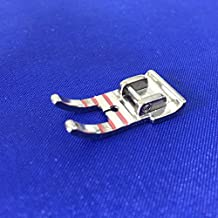 """YEQIN 1-4"""" (Quarter Inch) Quilting Sewing Machine Presser Foot - Fits All Low Shank Snap-On Singer, Brother, Babylock, Euro-Pro, Janome, Kenmore, White, Juki, New Home, Simplicity, Elna and More"""