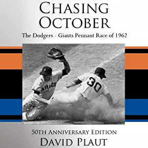 Chasing October Audiobook