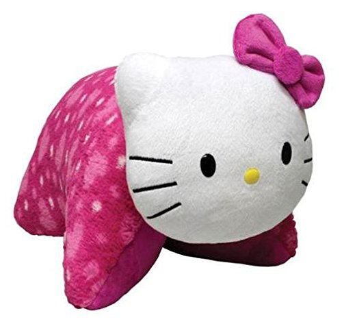 (Pillow Pets My Hello Kitty Plush, 18